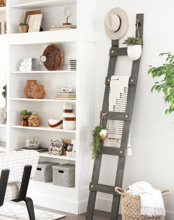 Los 6 diy mas fáciles para hacer una escalera decorativa