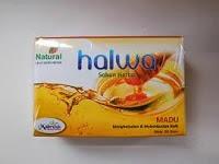 Sabun Herbal MADU Halwa di surabaya