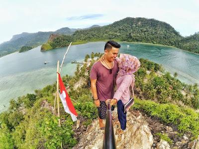 Minang Rancak – Pulau Pasumpahan di Sumatera Barat, Sajikan Keindahan Pantai yang Mempesona
