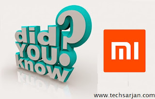 10 Things You Should Know About Your Xiaomi Mobile - Mi Phones