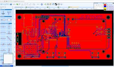 Online Free Circuit simulator and PCB design software - EasyEDA