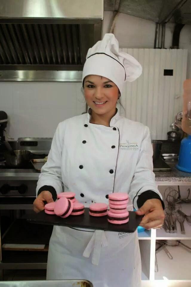 Caramelle Postres Estudiando Chef Repostero