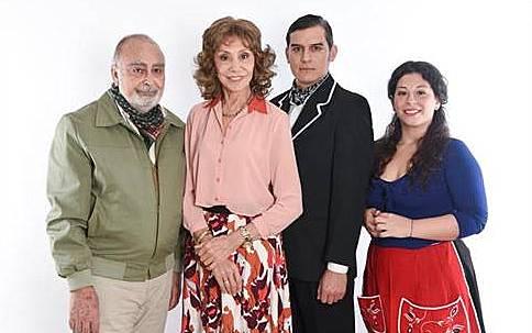 Marta Bianchi & Pepe Novoa estrenan CON EL ALMA AFERRADA