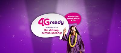 Kelebihan Jaringan Internet 4G