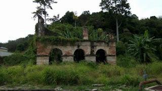 Istana Tunku Kudin, Bukit Pinang, Kepala Batas, Kedah yang dikatakan telah berusia lebih 100 tahun terbiar begitu saja.