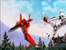 Through Alien Eyes The End Of Evangelion The Neon Genesis Evangelion Movie 1997