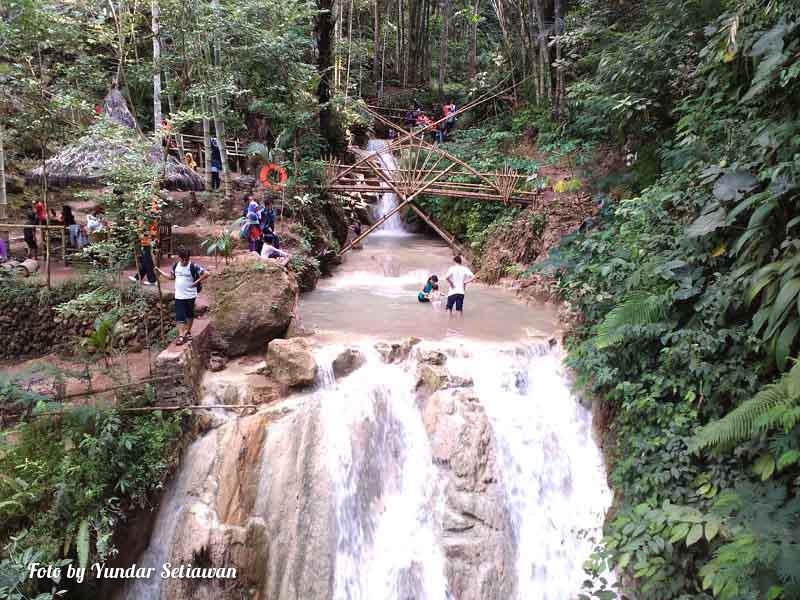Obyek Wisata Alam Kedung Pedut Girimulyo Kulon Progo