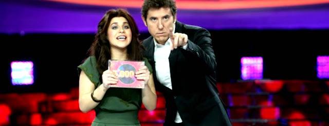 Jeanette imitada magistralemente por Lucía Gil en Tu cara me suena