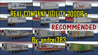 Real Company Utility 2000R's
