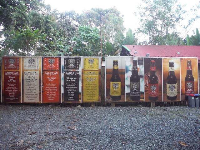 palaweno brewery puerto princesa philippines palawan