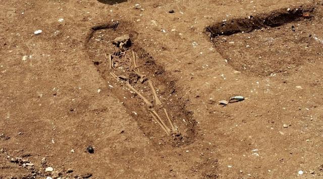 Roman cemetery found in Slovenia