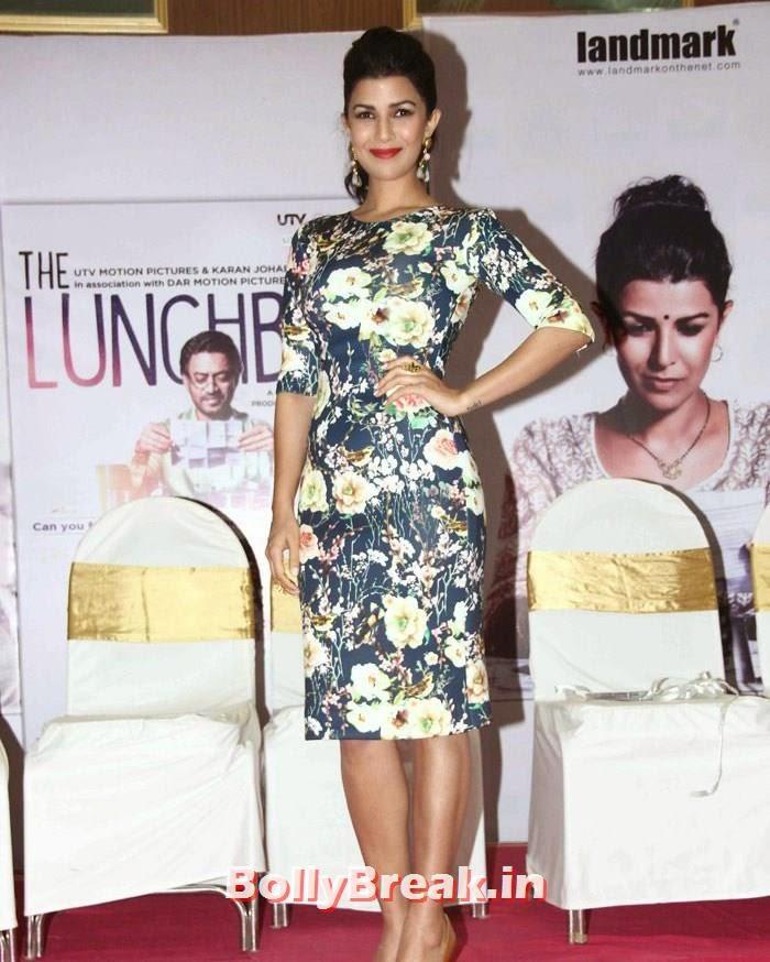 Nimrat Kaur, Nimrat Kaur Hot Images from 'The Lunchbox'  Movie DVD Launch