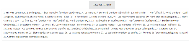 L'examen Neurologique Facile 2