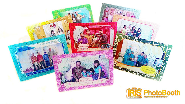 Souvenir Photo Booth Frame