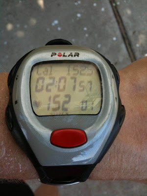 Polar S410 running watch heart rate monitor