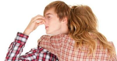 Cara Menghilangkan Rambut Bau Apek
