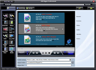 Acala DVD Ripper Professional 6.1.5