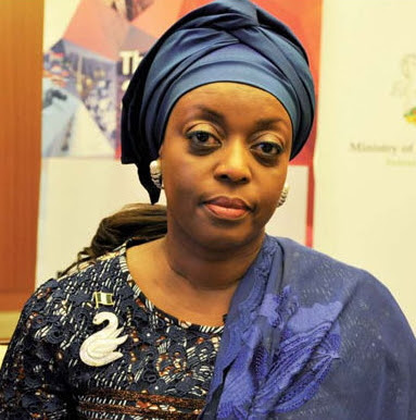 diezani sourced $115Million bribe stolen crude oil