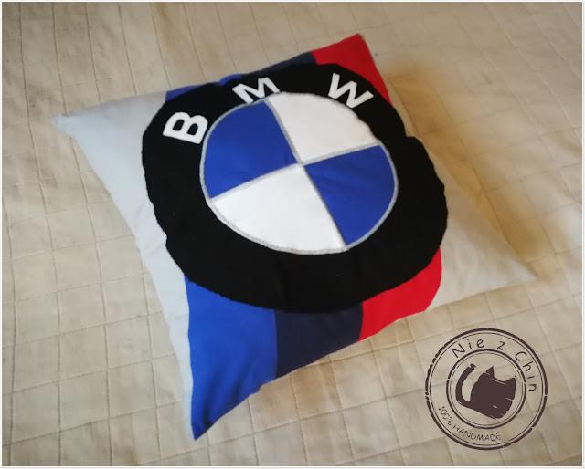 Poduszka fana BMW – wersja 3