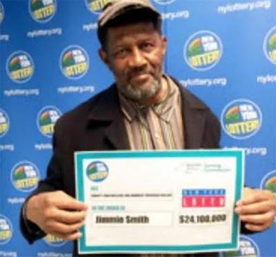 gana millones loteria olvidada