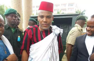 We Want Biafra Because Nigeria isn't Functioning And It Can Never Function- Nnamdi Kanu