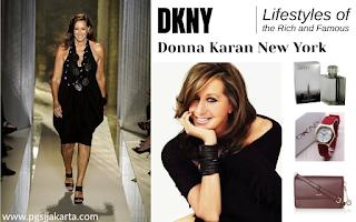 Sejarah Asal usul Pendiri Brand Merek DKNY