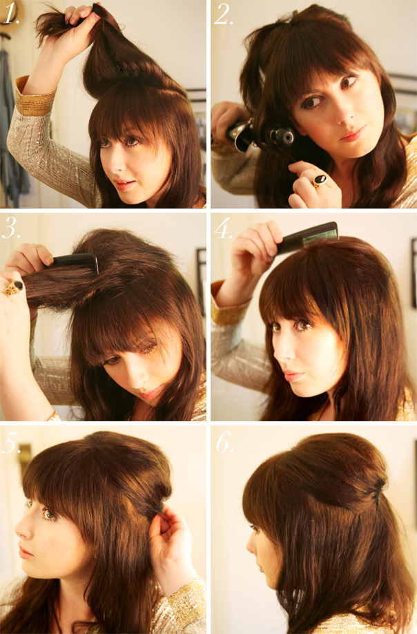 Acne Medication How To Style A 60s Hairdos That S Still Modern