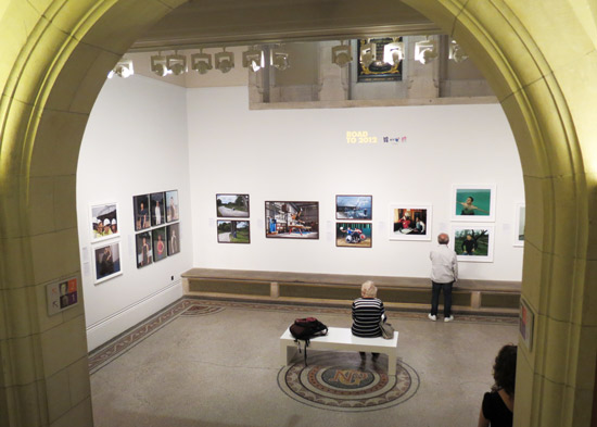 The Road to 2012, National Portrait Gallery - Years 1 and 2