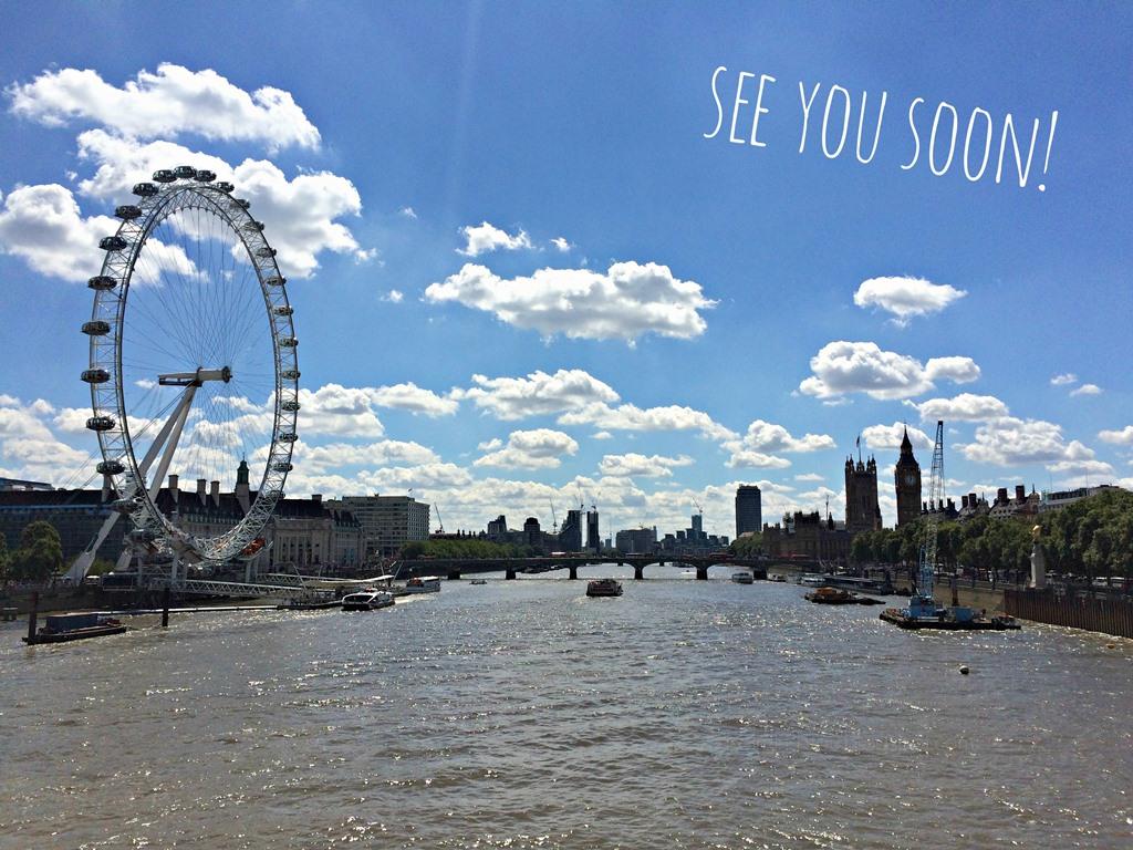 Mittwochs mag ich, London, Waterloo Bridge, London Eye, Big Ben, Ausgehtipps Wochenendtipps London, Kurztrip