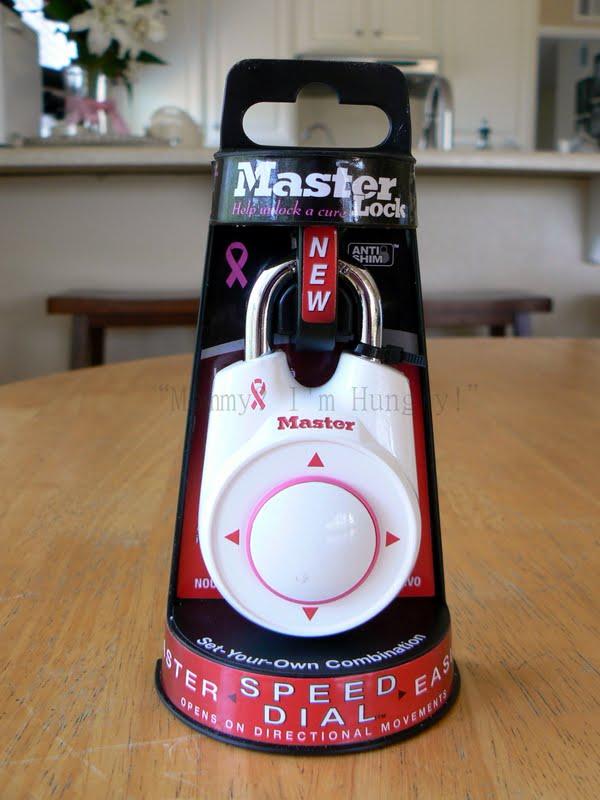 Mih Product Reviews Amp Giveaways Closed Master Lock