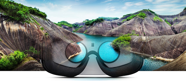 Yeni Gear VR Manzara