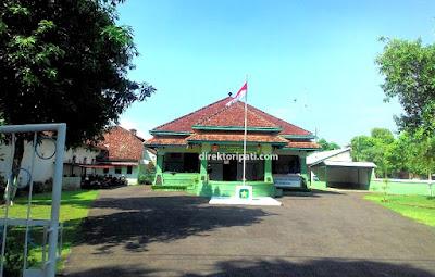 kantor sub polisi militer denpom pati