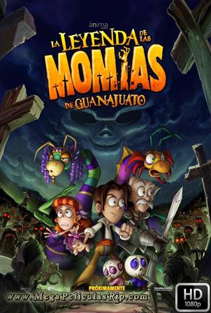 La leyenda de las momias de Guanajuato 1080p Latino