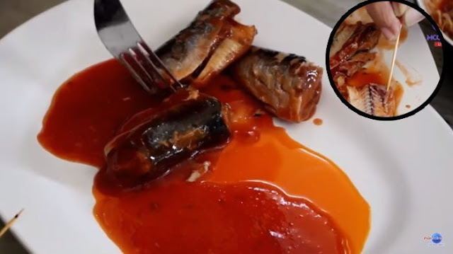 Terungkap Makanan Kaleng ada Cacingnya, Jangan Terlalu Sering Makan Makanan Kaleng