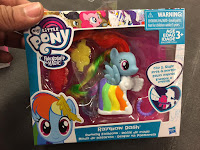 MLP Reboot Series Runway Fashions Rainbow Dash