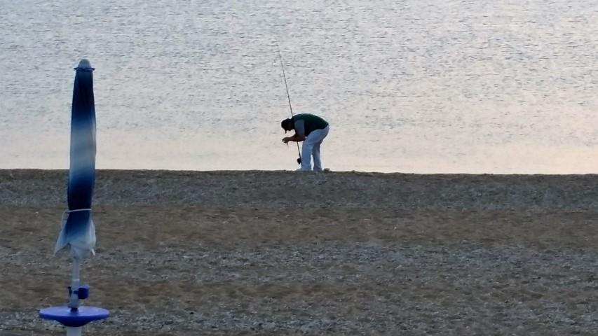 Numana e pescatore