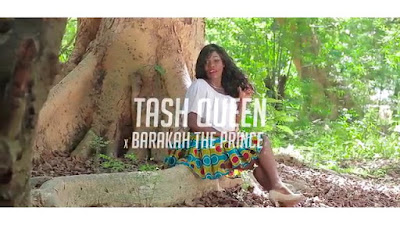 DOWNLOAD: Tash Queen Ft. Baraka The Prince - One Time (Mp4). ||VIDEO