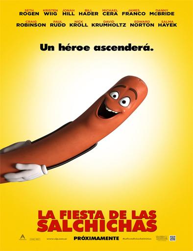 Sausage Party(La fiesta de las salchichas) pelicula online