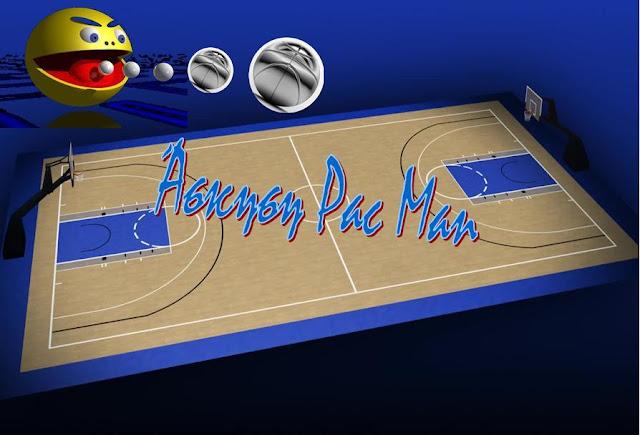 Άσκηση Pac Man για νεαρές ηλικίες