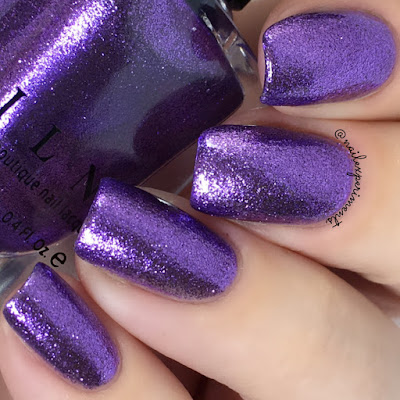 ilnp spring 2018 ultra metallic brights collection hi-fi swatch