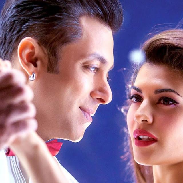 Salman Khan and Jacqueline Fernandez Cute Dance Image