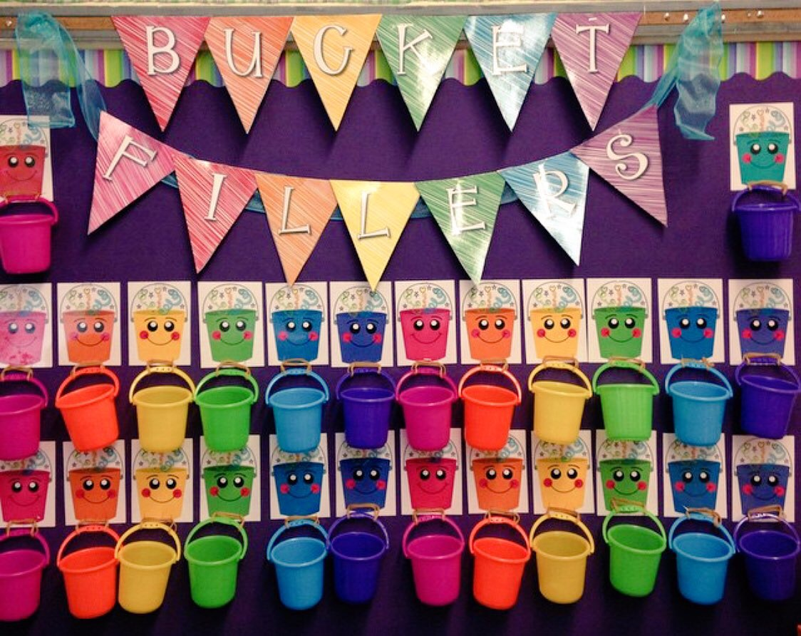 Primary Graffiti: Bucket Fillers