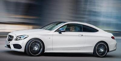 Mercedes C-Class Design: ergonomic, elegance