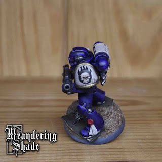 space marine painting competition paint in progress freehand
