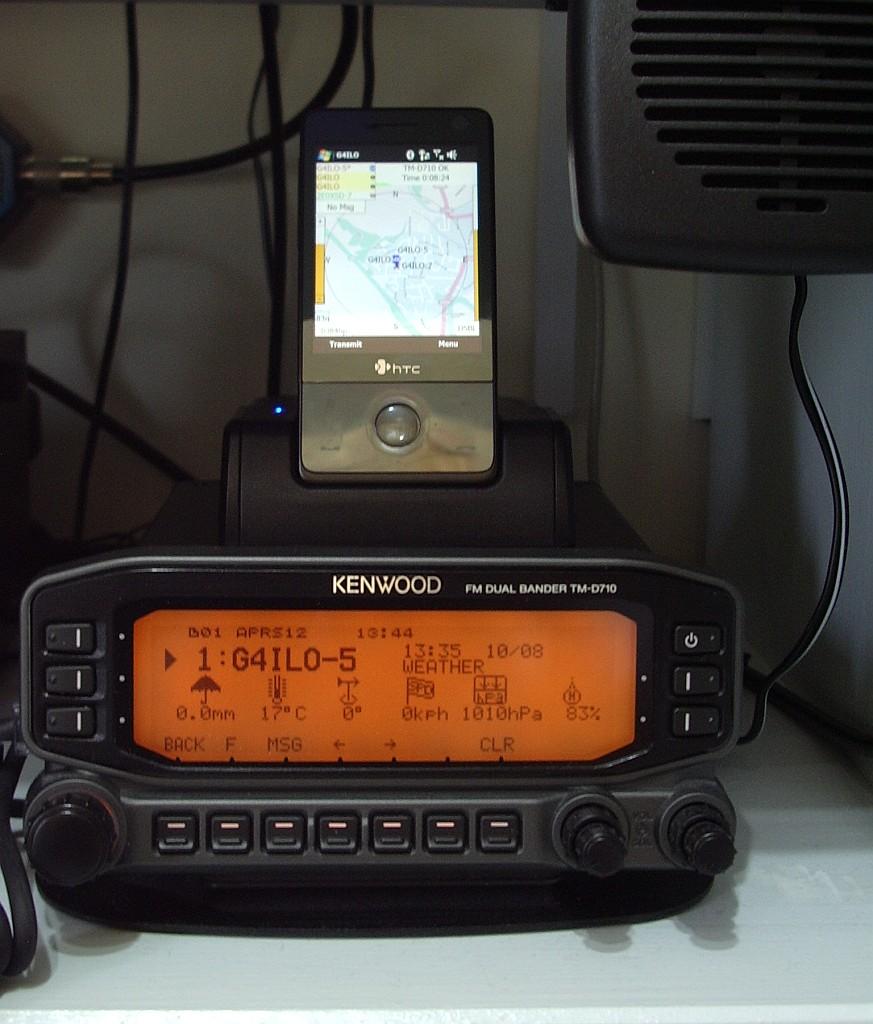 APRS iGate on a smartphone • AmateurRadio com