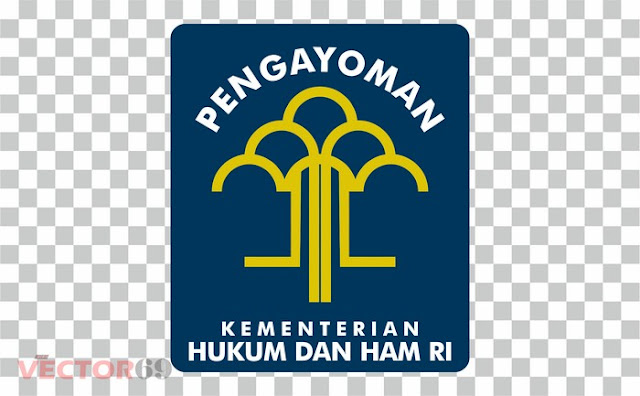 Logo Kementerian Hukum dan HAM Indonesia (Kemenkumham) - Download Vector File PNG (Portable Network Graphics)