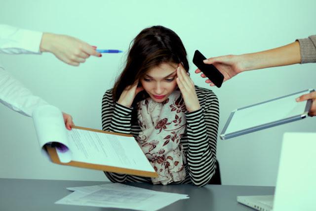 kemurungan dan stress