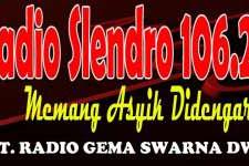 Radio Slendro fm 106.2 Lampung