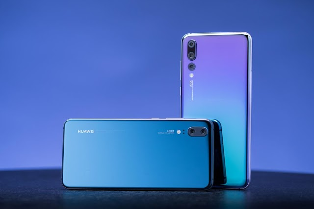 Huawei adds new colours to the P20 professional and animal skin back choices for China