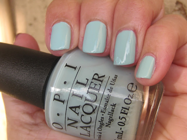 OPI Gelato on My Mind